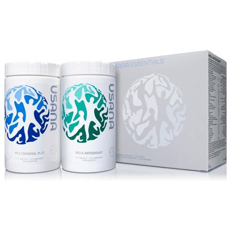 Suplemen Usana usana essentials mega antioxidant multimineral 112 tablets bottle racquet x your local