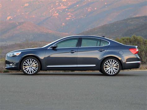 Kia Cadenza Road Test 2014 Kia Cadenza Luxury Sedan Road Test And Review