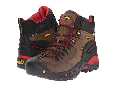 keen utility boots keen utility pittsburgh boot at zappos