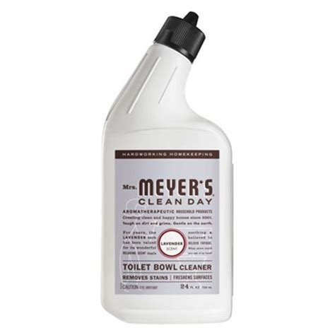 meyers bathroom cleaner mrs meyer s toilet bowl cleaner 24 oz import it all
