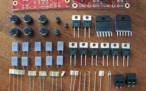Power Gainclone Lm3886 Stereo lm3886 chip lifier 183 mintcode