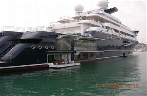 biggest privately owned boat in the world the worlds largest privately owned yacht octopus damn