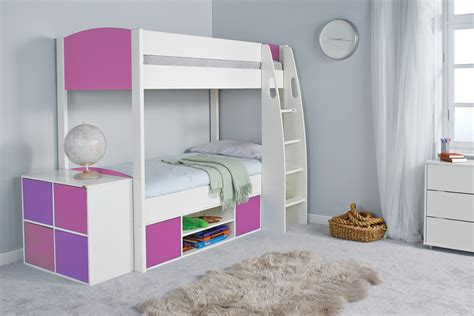 Stompa Uno Bunk Bed Stompa Uno S Wooden Bunk Bed With Storage