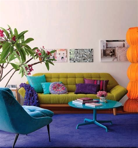 colorful interior design colorful interior design for a small apartment