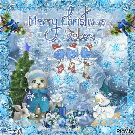 merry christmas sister picmix