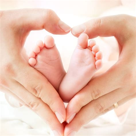 Taking Care Of Children Means Taking Care Of Their Parents Baby Foot Images