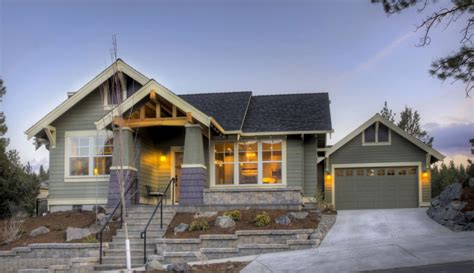 mission style home plans craftsman style house plans narrow lot home design
