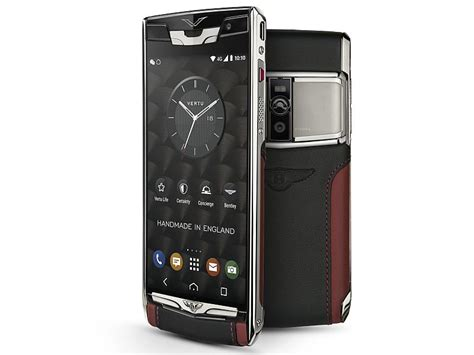 vertu phone vertu signature touch for bentley premium smartphone