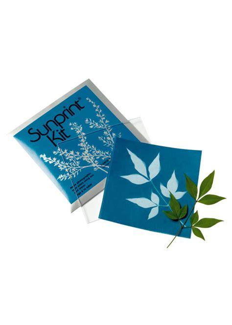 Paper Kit Australia - sunprint kit small 12 sheets 10cm x 10cm