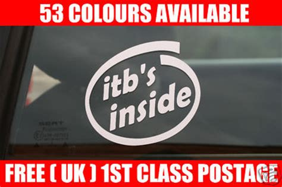 Bmw Aufkleber 80mm by 2 X Aufkleber Sticker Itb S Inside Ideal F R Vw Bmw Ford