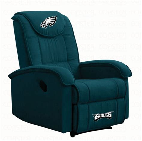 philadelphia eagles recliner philadelphia eagles recliner stargate cinema
