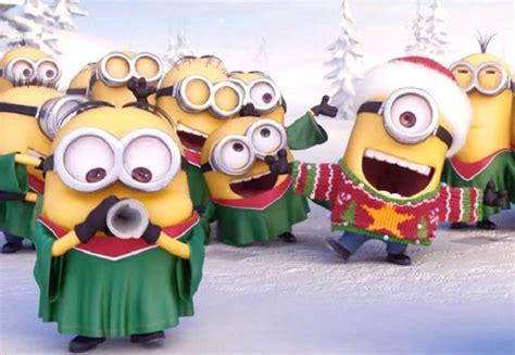 imagenes minions en navidad navidad con los minions entretenimiento lucidez pe