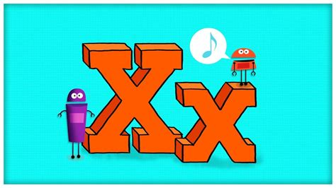 Letter A Song Storybots