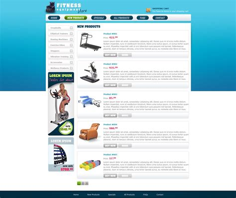 templates for website free download in php free ecommerce website template free online store