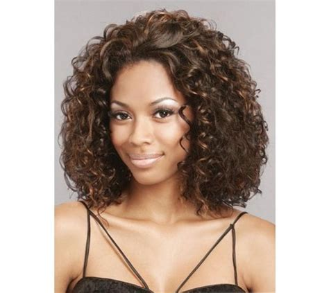trendy curly hairstyles 2012 for women