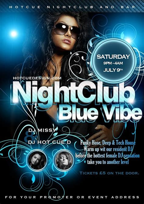 17 best images about club flyer inspiration on pinterest