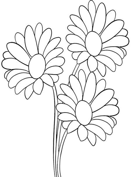 fiori di primavera da stare e colorare disegni con fiori disegni di fiori da stare e colorare
