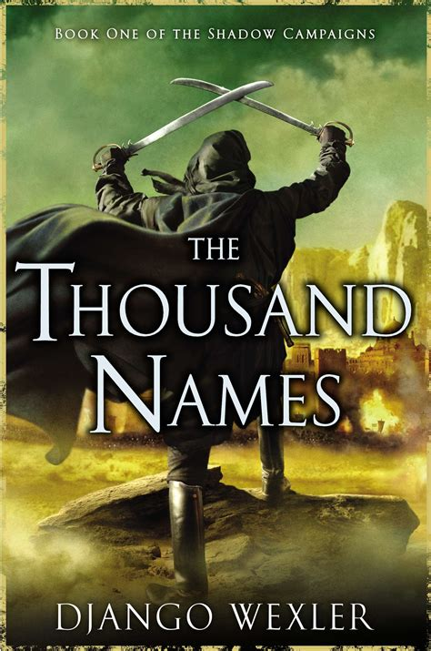 desert boys fiction books book review the thousand names by django wexler the