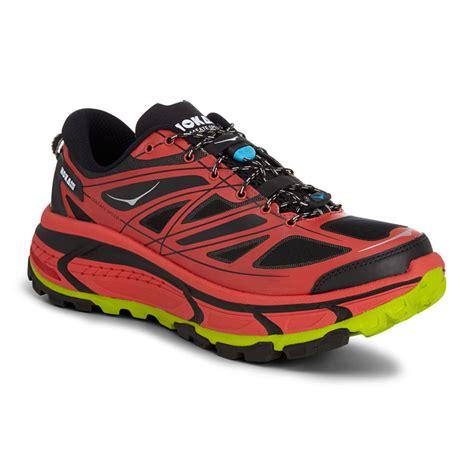 hoka running shoe reviews hoka trail running shoes reviews 28 images hoka one