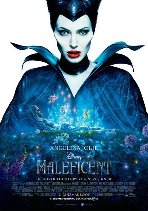 film disney sleeping beauty disney s maleficent gets a new poster
