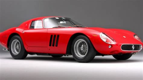 The Most Expensive Ferrari In The World by Ferrari 250 Gto Most Expensive Car In The World Bornrich