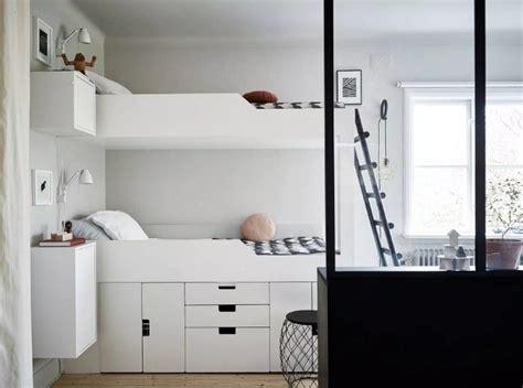 joli lit superpos 233 pour chambre d enfants d 233 co design