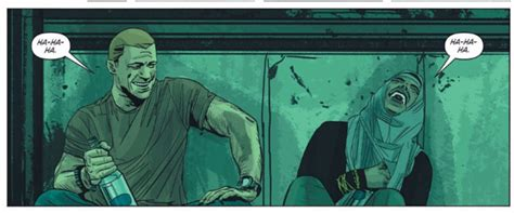 the sheriff of babylon the best retelling of the iraq war story is a comic book