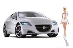 Honda La Honda Crz Gt Honda Annonce Une Gamme Enti 232 Re D Hybride