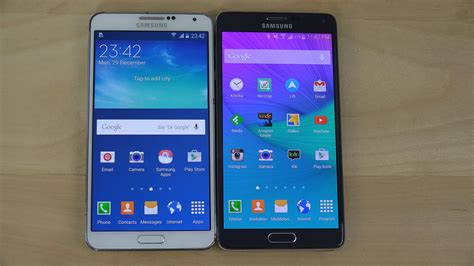 for samsung note 3 samsung galaxy note 3 android 5 0 lollipop vs samsung