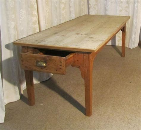 farmhouse kitchen furniture large farmhouse kitchen pine table antiques atlas