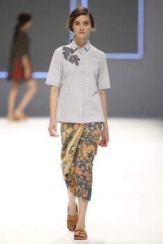 Paper Frame Model Baju 30 Model Baju Batik Terbaru Untuk Wanita Modis Modern
