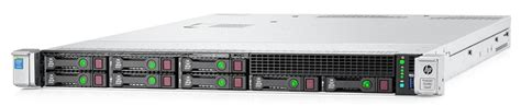 Hp Proliant Dl360 Gen9 32gb Dram 1 2tb Sas Hdd 2 5 hp proliant dl360 gen9 1u server 2p xeon e5 2670 v3 2 3ghz 32gb no hdd sff p440ar