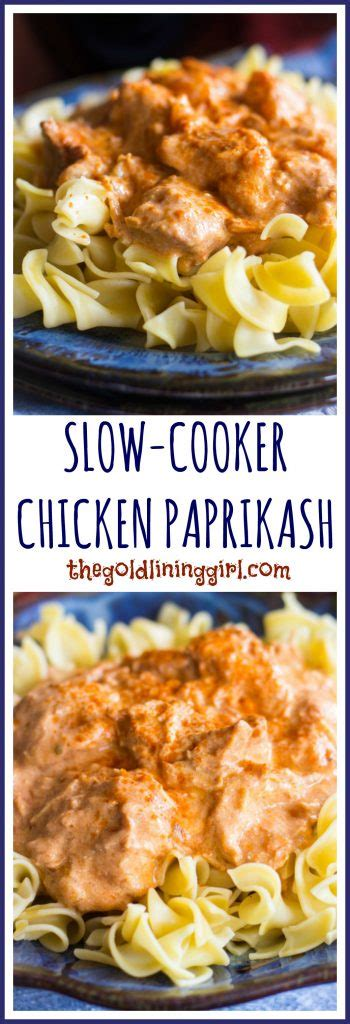 chicken paprikas books the best cooker chicken paprikash the gold lining
