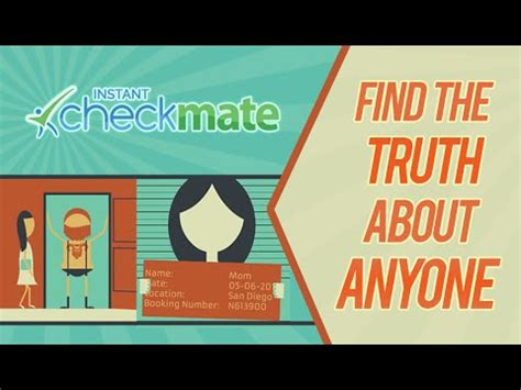 checkmate background check about instant checkmate background checks
