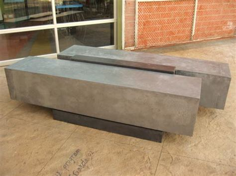 concrete block bench stylish concrete block bench demonstrates the value of workshops concrete decor