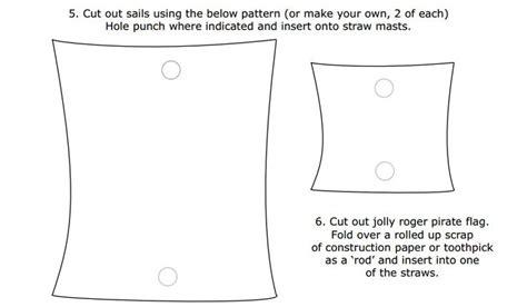 pirate ship craft template pirate ship cake template search paper crafts