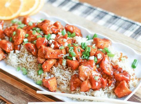instant pot orange chicken paleo 14 easy instant pot chicken recipes purewow