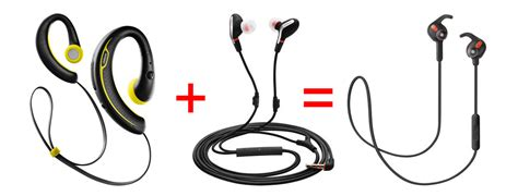 Jabra Sport Rox Wireless Stereo Earbuds For Sports jabra sport wireless vox rox stereopoly