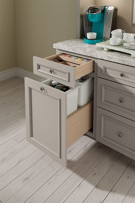 deep drawer cabinet decora cabinetry k cup storage drawer decora cabinetry