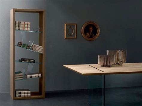 libreria in vetro libreria in legno e vetro tetris