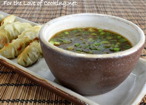 pot sticker dipping sauce recipes dishmaps