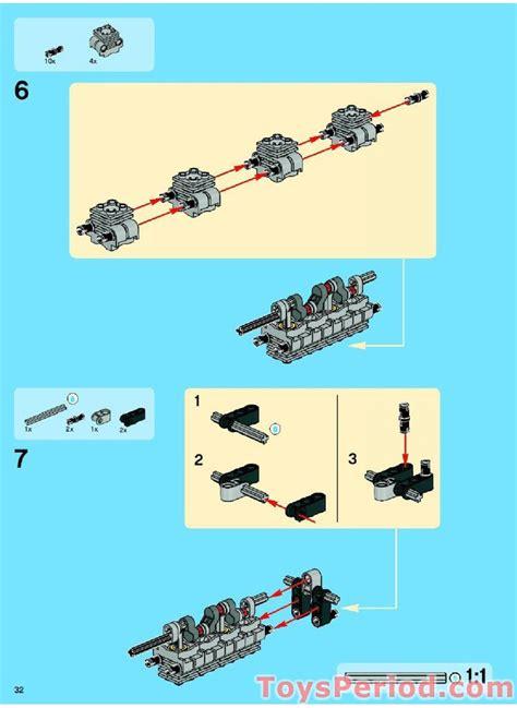 Lego Parts Lego Part 3024 302426 Black Plate 1x1 33