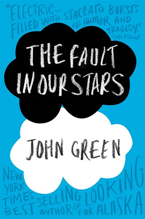 The Fault In Our Stars By John Green Reviews Discussion | litstack review the fault in our stars by john green