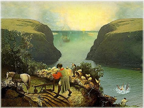 Landscape With The Fall Of Icarus Painting The Fall Of Icarus Flickr Photo