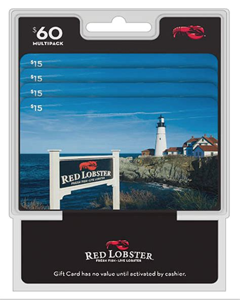 Red Lobster Gift Card Where To Buy - dick s fresh market