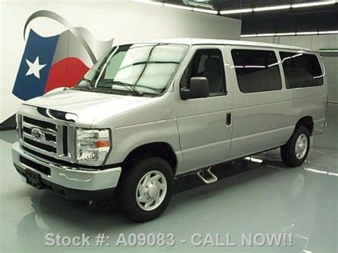 buy car manuals 2011 ford e series security system purchase used 2012 ford e 350 12 passenger van 5 4l v8 one owner 46k texas direct auto in