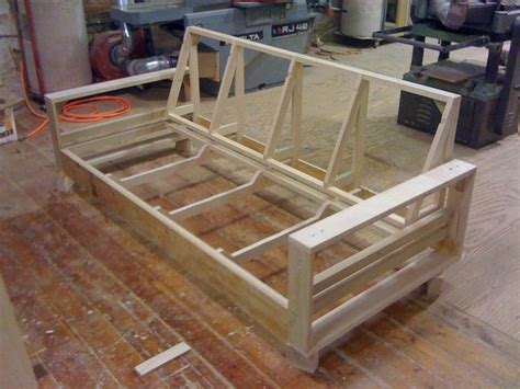 how to make a wooden sofa frame 17 best images about model frame sofa on pinterest