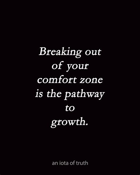 out of the comfort zone breaking out of your comfort zone is the pathway to growth