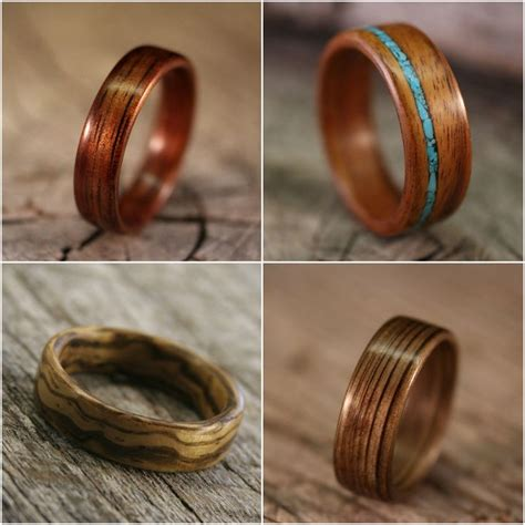 s rings i seem to favor this wave of wooden fashion