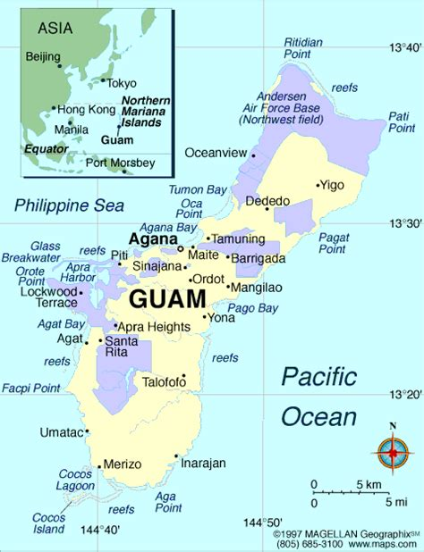map of guam oog only on guam the house